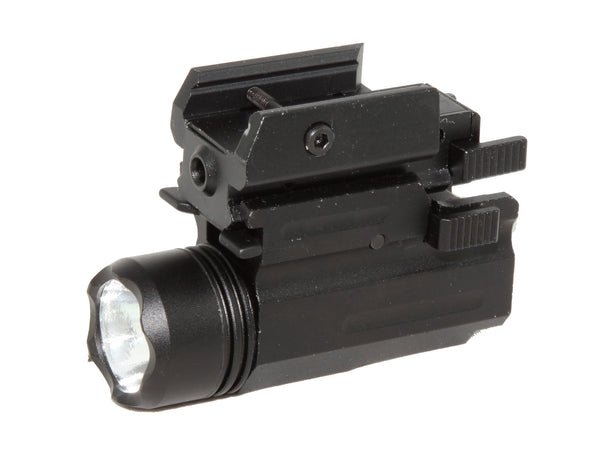 Compact Pistol LED Flashlight with Low Profile Red Laser Sight fits Glock Ruger - AR15 handguard, Ar15 Free float handguard, Ar10 keymod handguard, Ar10 handguard, Ar15 keymod handguard, Ar15 slim handguard, Ar15 quad rail handguard, Ar15 gas block, Ar15 buffer tube, Ar15 muzzle brake, Ar15 gas tube, Ar 15 handguard, affordable ar 15 free float handguard, AR 15 handguard USA, ar 15 handguard, ar 15 hand guard