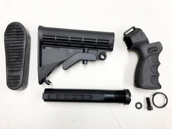 Mossberg 500 Maverick 88 6-postion Adjustable stock Pistol Grip