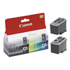 CARTUCHO CL-141 PG140 + PAPEL 4X6 COMBO PACK