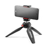 MINI TRIPOD BK W/ PHONE CLAMP