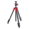 Manfrotto Tripode Compact Light Red