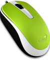 MOUSE GENIUS DX-120 USB VERDE