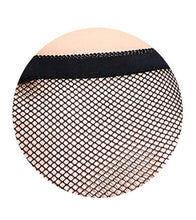 New medium grid women tights high waist stocking fishnet club tights panty knitting net pantyhose trouser mesh lingerie - Handcrafted Wood, Iron & Copper