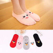 5 pairs/lot Cute Socks Women Summer Socks Low Cut Ankle Sock Sox Slipper Socks Slippers - Handcrafted Wood, Iron & Copper