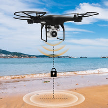 Quadrocopter with Camera RC Drone Profissional Quadcopter High Hold Headless Mode Dron 20 Minutes Playing Time - Handcrafted Wood, Iron & Copper