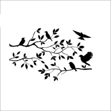 New Tree & Bird Removable Wall Sticker Vinyl Art Decal Mural Home Room DIY Decor #84230 - Handcrafted Wood, Iron & Copper