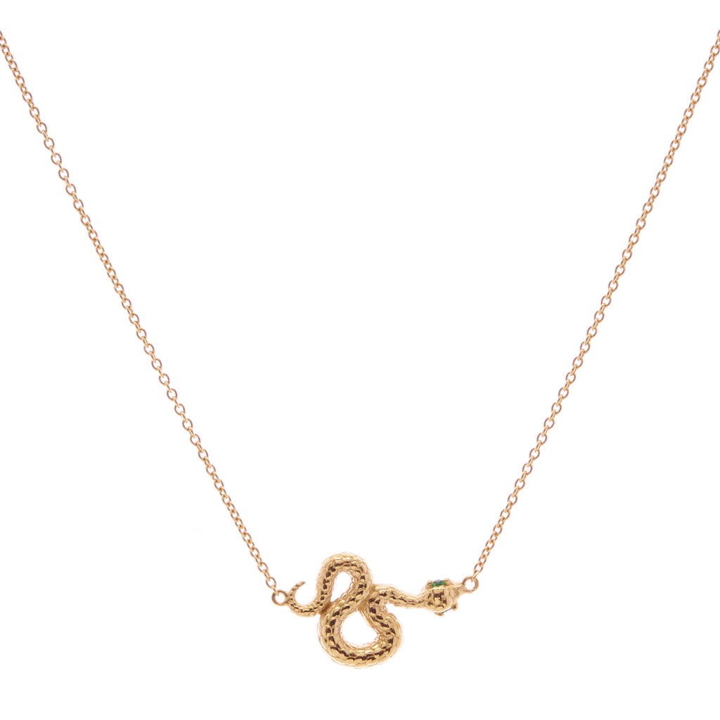 Envy Gold Necklace