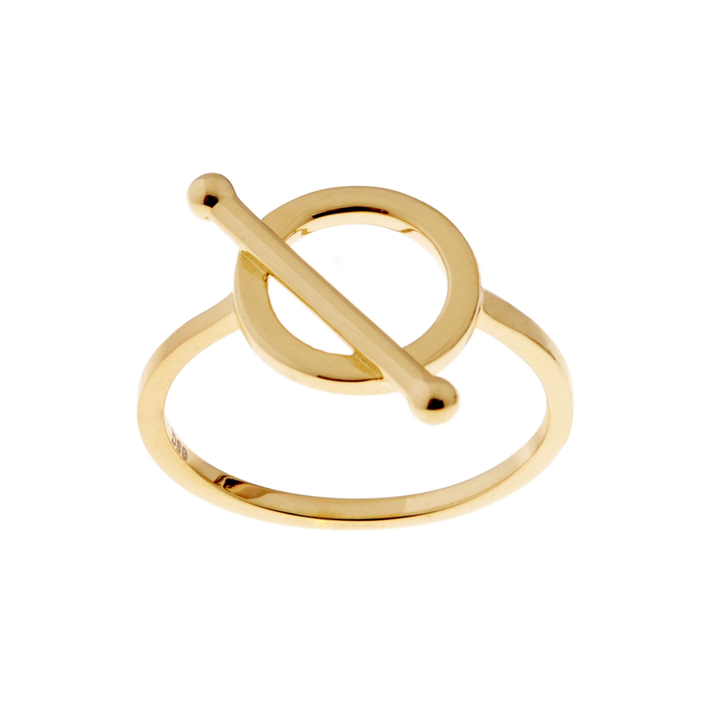 Bri Gold Ring