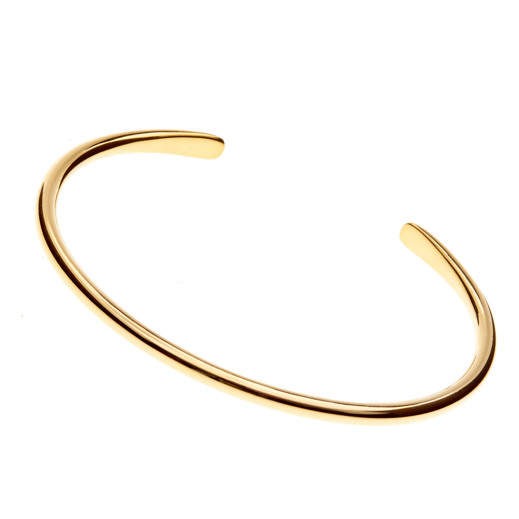 Esq Signature Gold Bangle