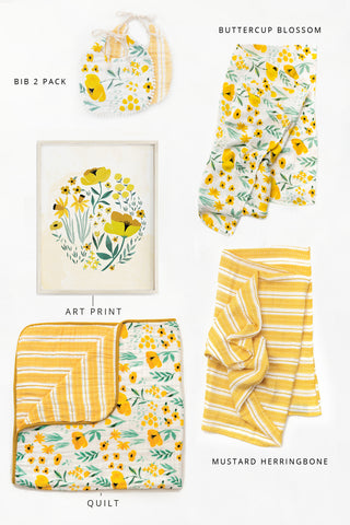 Clementine Nursery Art Bundle