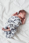 Orange Blossom Swaddle