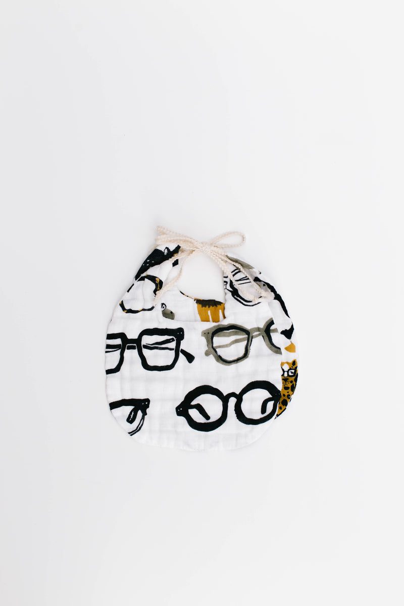 Zoology and Specs Bib Pack