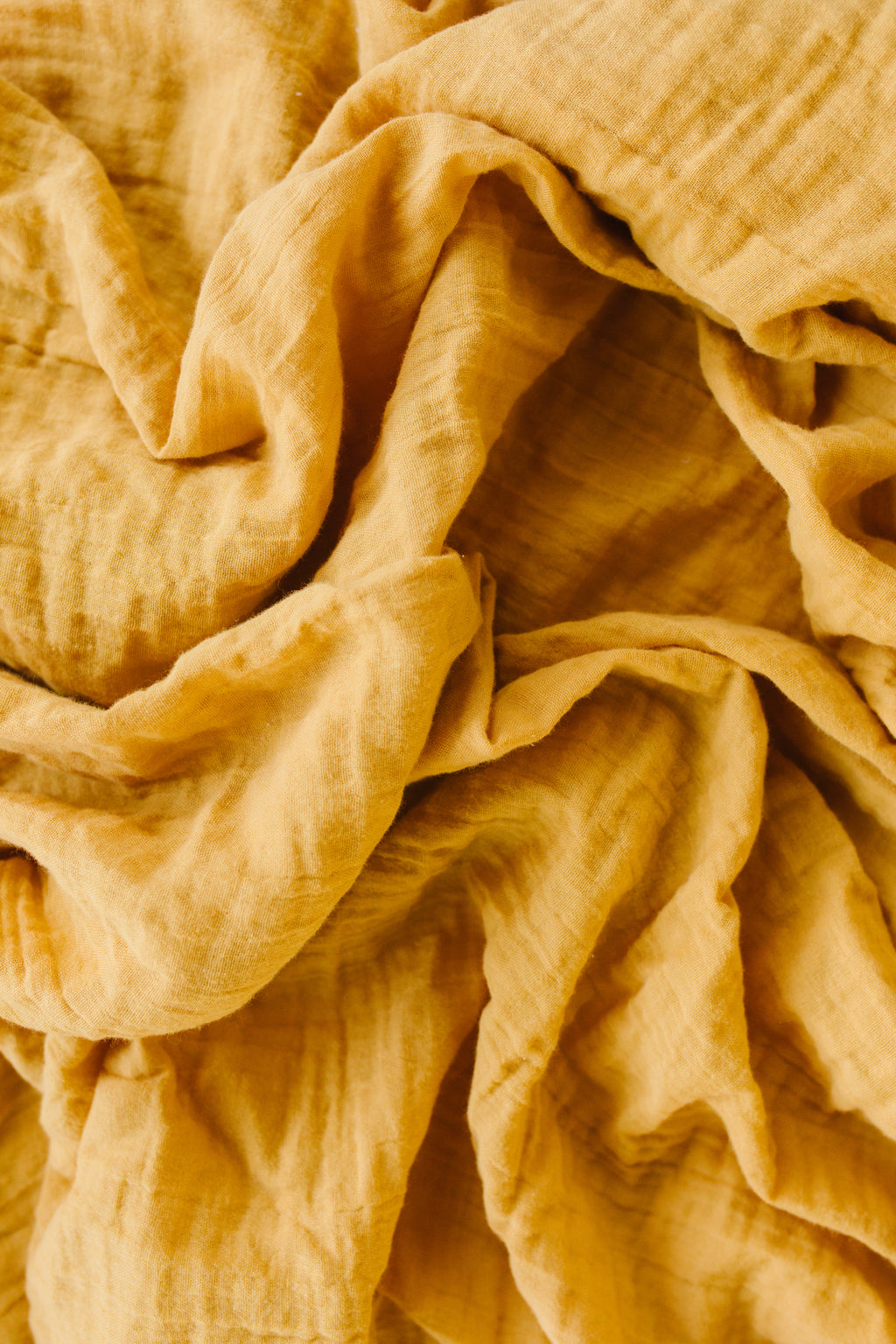 Heirloom Swaddle - Butterscotch
