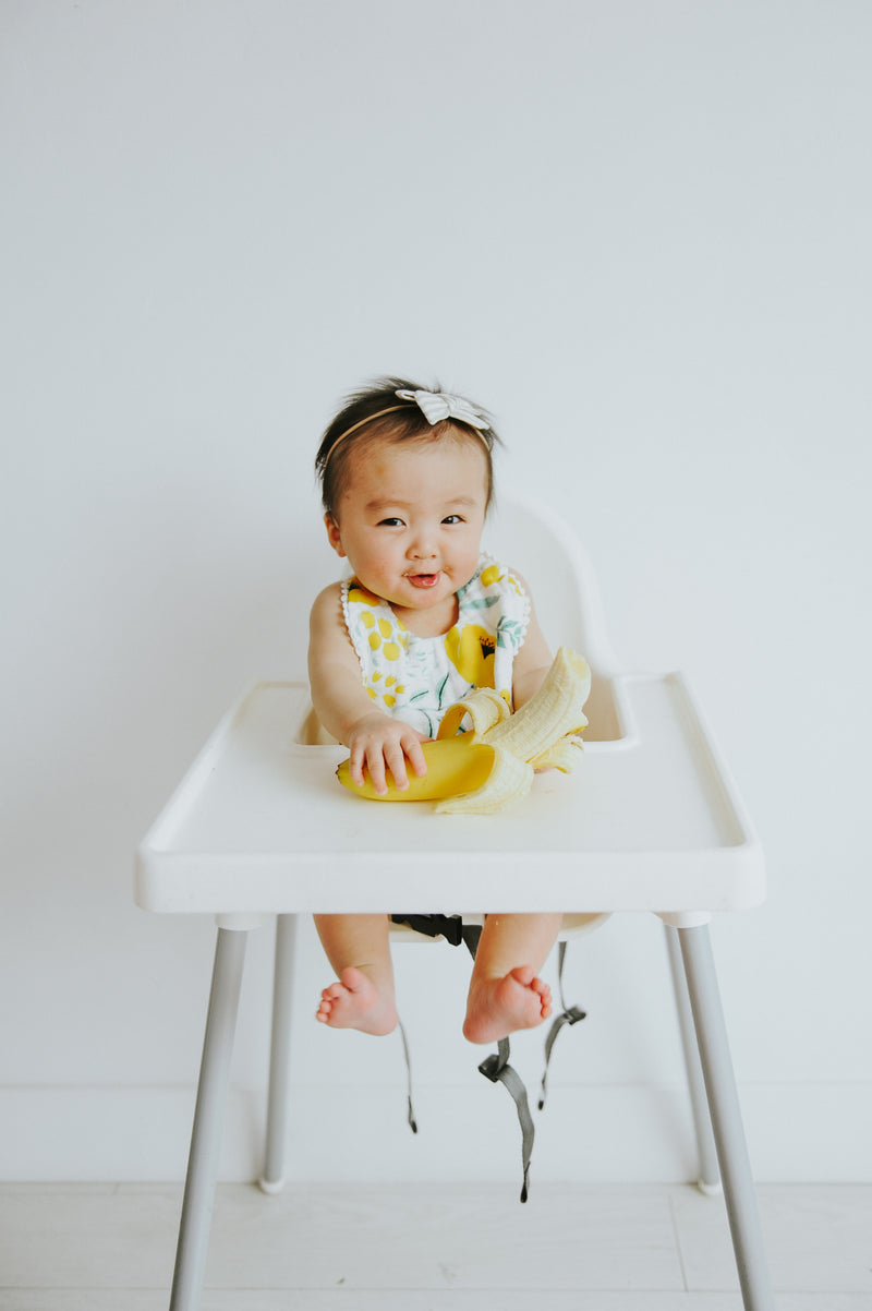 Buttercup Blossom Single Bib