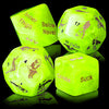 Upscale Spicy Dice (Glow In The Dark)
