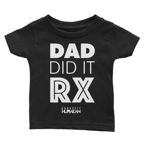'Dad did it RX' Tee