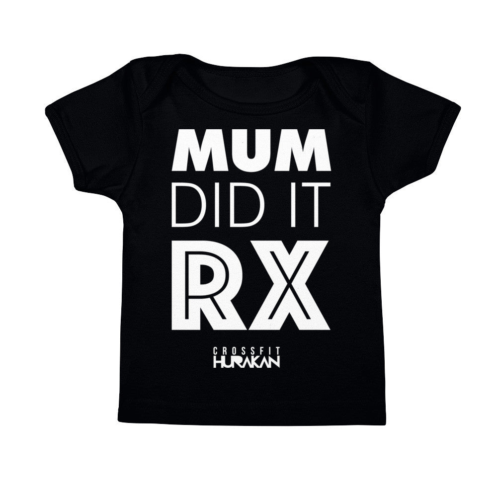 'Mum did it RX' Kids Tee