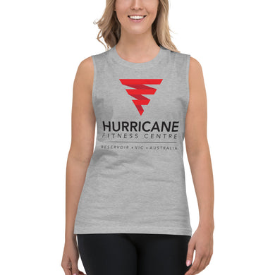Hurricane Womens Muscle Shirt