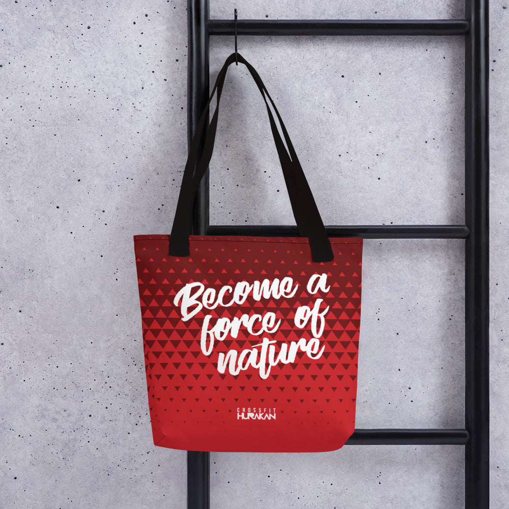 Become a Force Tote bag