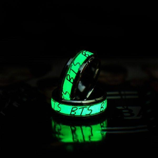 BTS Luminous Ring