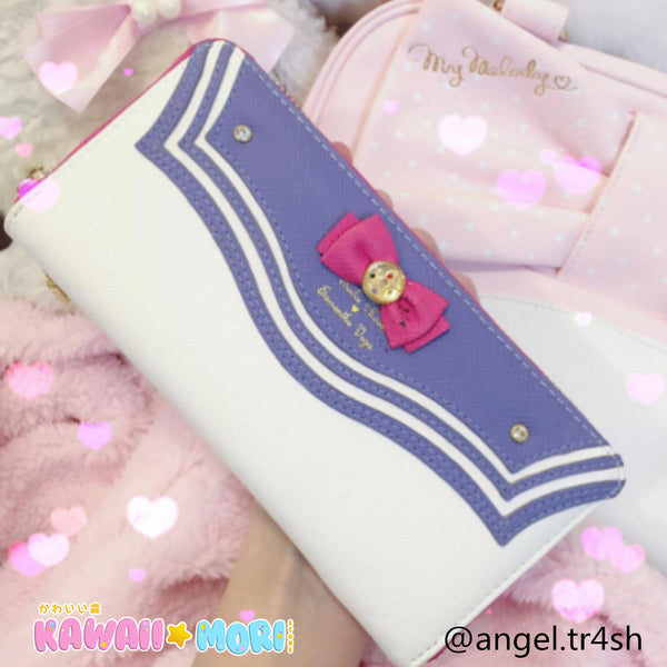 6 Colors Sailor Moon Series Wallet Can Pack IPhone 6 KW152319