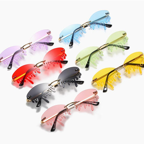 Ice Cream Sunglass K15546 - kawaiimoristore
