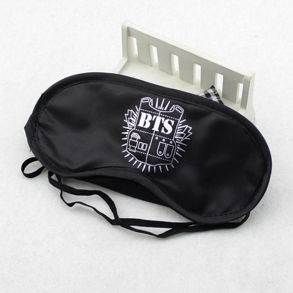 BTS Sleeping Mask