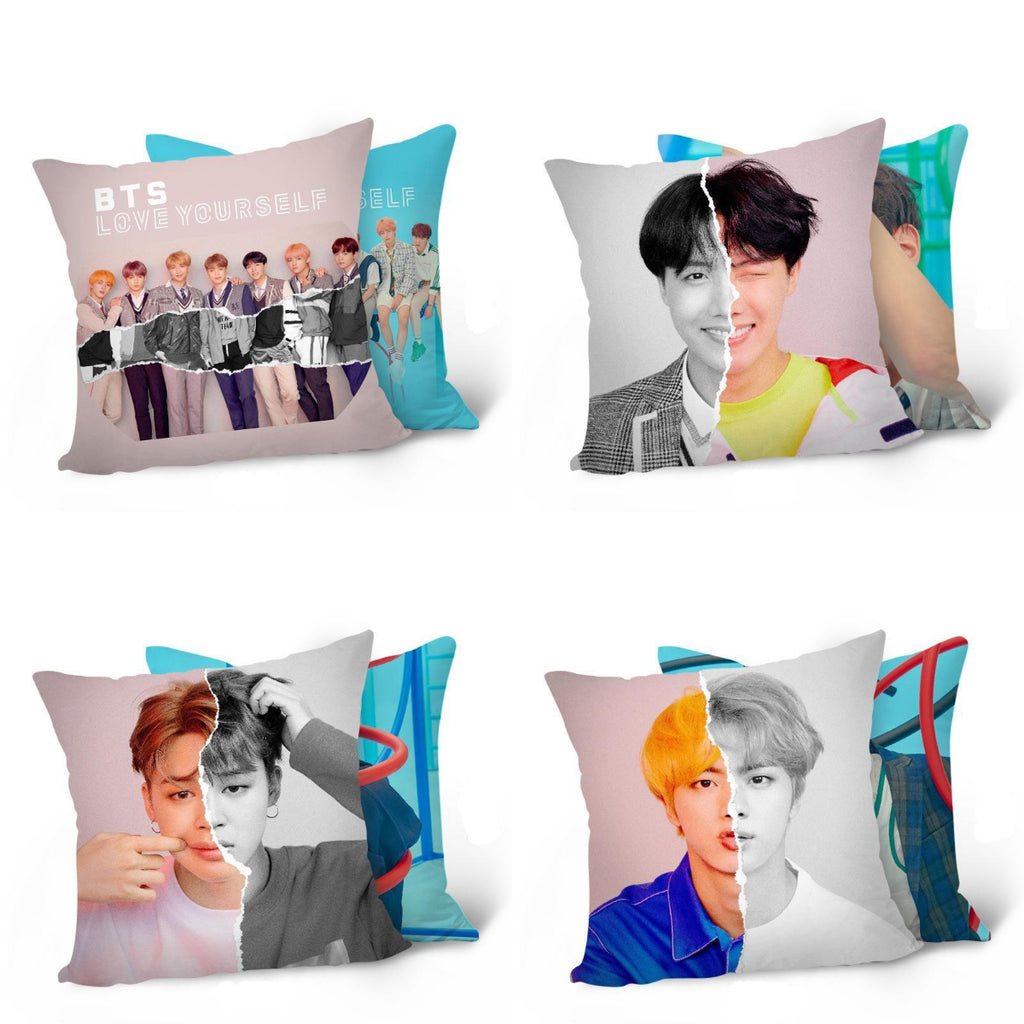 BTS Love Yourself Answer Pillow Cushion