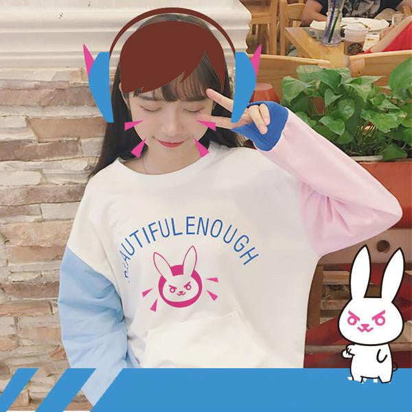 Dva Cotton Sweatshirts