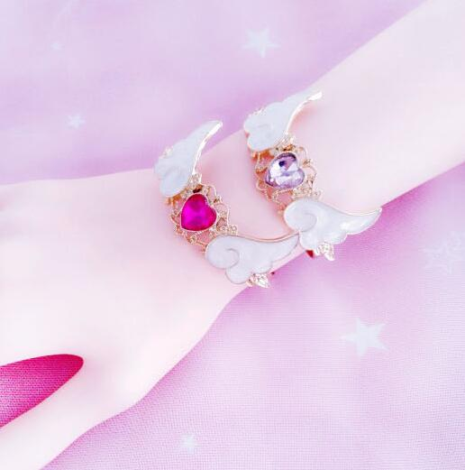 Magic Heart Wings Bracelet KW179024