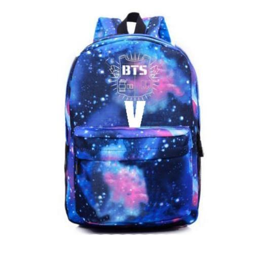 BTS Galaxy Bias Backpack