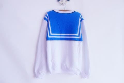 [M/XL]Sailor Moon Sweater Fleece Jumper KW130203