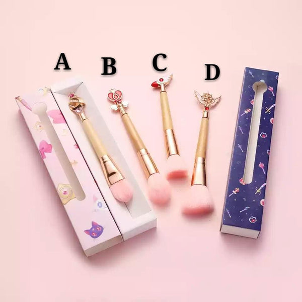 Sailor Moon Cardcaptor Sakura Make Up Brush