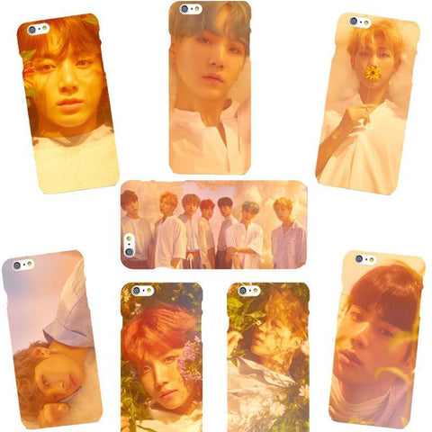 BTS LOVE YOURSELF iPhone Case