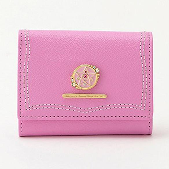 4 Colors Sailor Moon Folding Wallet K13117