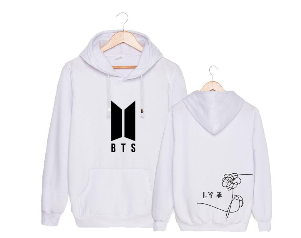 5 Colors BTS Love Yourself Hoodie KW1812637