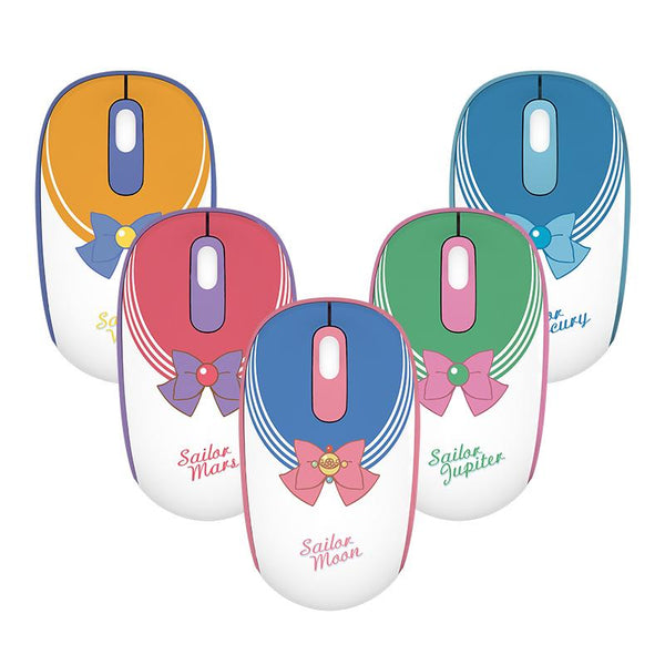 5 Colors Sailor Moon Wireless Mouse K13675