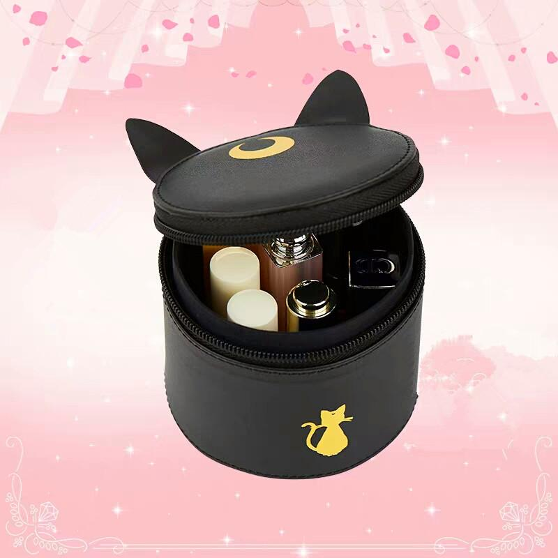 Black Sailor Moon Luna Makeup Bag K13391