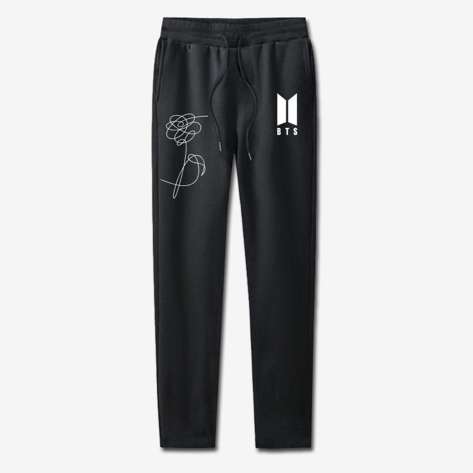 4 Colors BTS Love Yourself Sport Pants