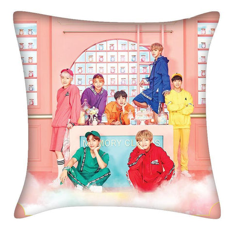 BTS Happy Ever After Pillow Cushion