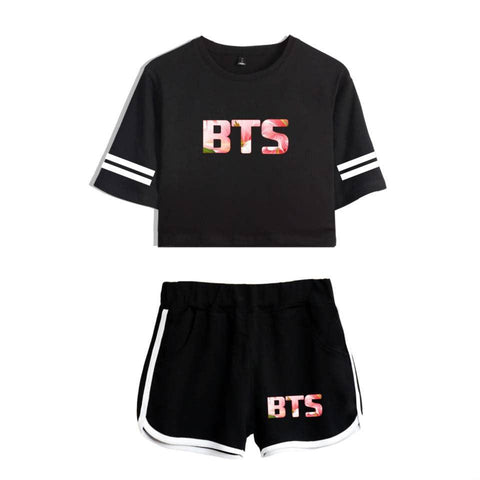 BTS Floral Summer Set