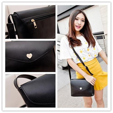 9 Colors Mail Cover Bag Cross-body Bag PU Bag KW151989
