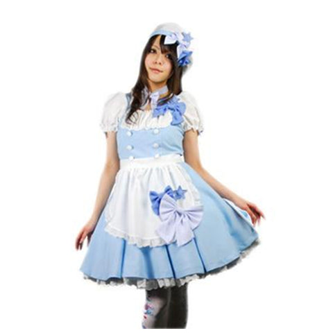 Alice in Wonderland Costume - kawaiimoristore