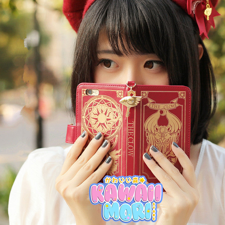 Card Captor Sakura The Clow Phone Case Cover KW154233