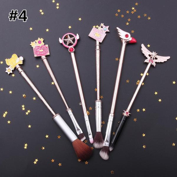 Cardcaptor Sakura Magic Wand Make-Up Brush Set KW1711375