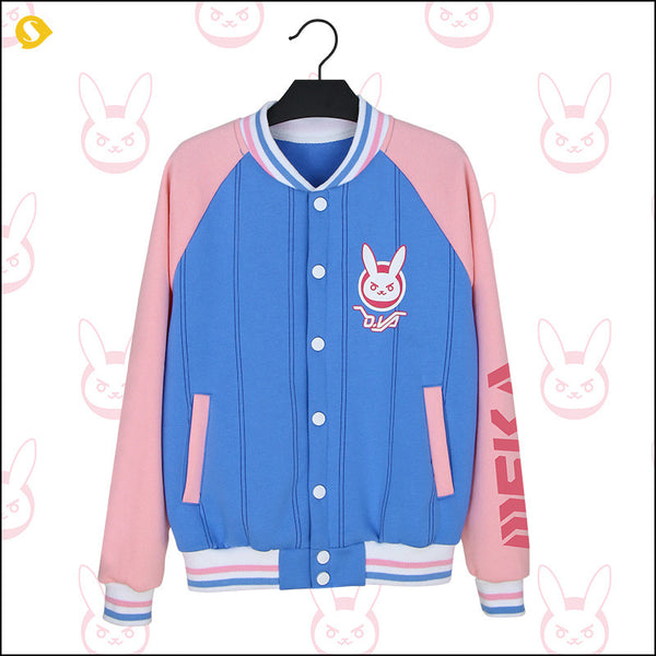 D.va Baseball Coat KW178779