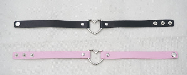 5 colors Heart Hollow Neck Choker Garter SP153292 - SpreePicky  - 11