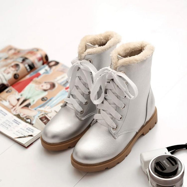 Fashion Students Boots