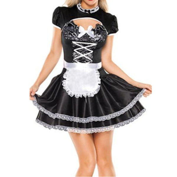 French Maid Costume Halloween Costumes  KW1710882