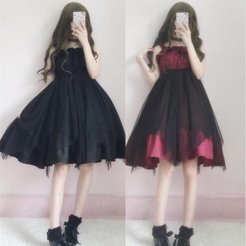 Japanese Kawaii Lolita Dress